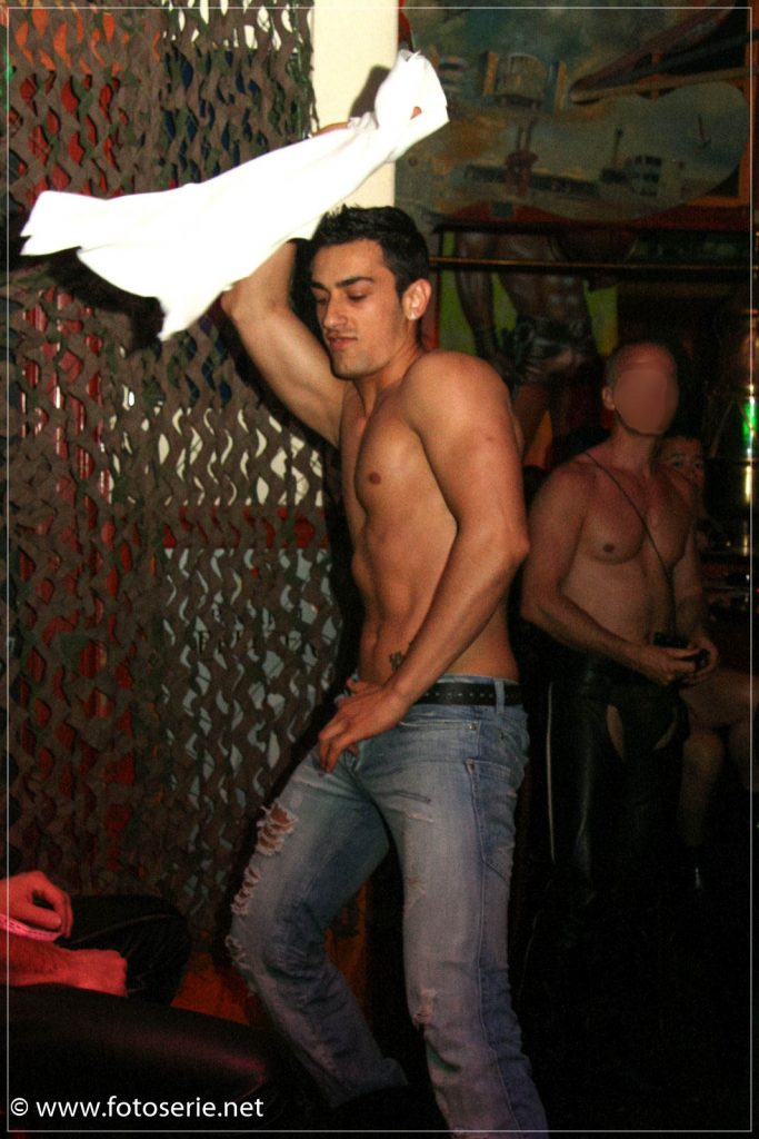 Empire Party stripshow