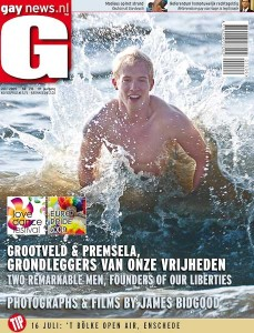 Gay News cover