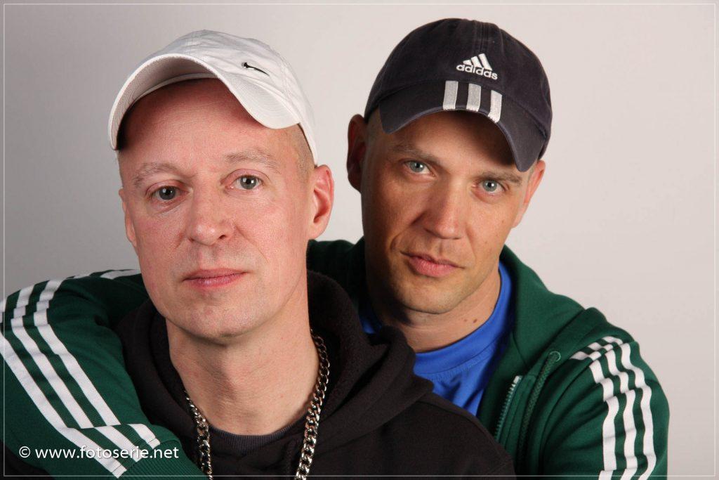 Mark en Frans